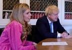 Hôn thê của Thủ tướng Anh Boris Johnson làm gì sau khi sinh con?