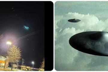 Giả thuyết bất ngờ về loạt ánh sáng kỳ quặc trên bầu trời Mỹ