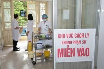 Chiều 6/3, Việt Nam ghi nhận thêm 6 ca mắc COVID-19 đều ở Hải Dương