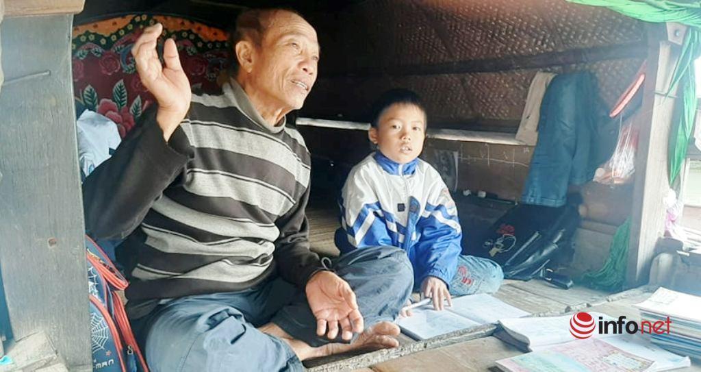Mong chờ tương lai sáng cho người dân vạn chài 3 thế hệ chòng chành mưu sinh trên dòng Lam giang