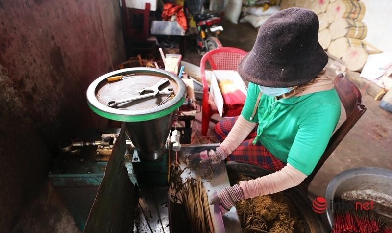 Làng hương nổi tiếng xứ Quảng xuất gần nghìn tấn mỗi năm