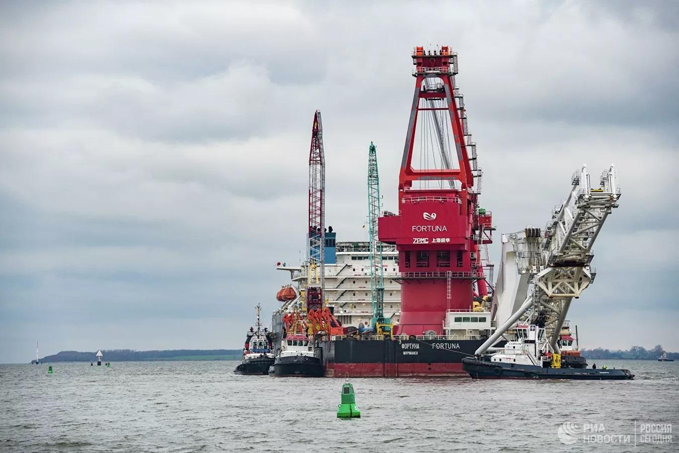Pháp kêu gọi Đức từ bỏ Nord Stream 2, Duma Quốc gia Nga nói gì?