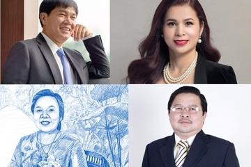 """Những """"cự phú"""" tuổi Sửu nổi tiếng ở Việt Nam"""