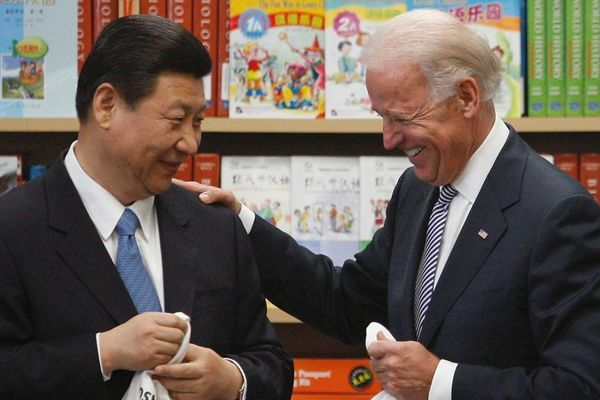 Tổng thống Biden đã quên mất Trung Quốc?