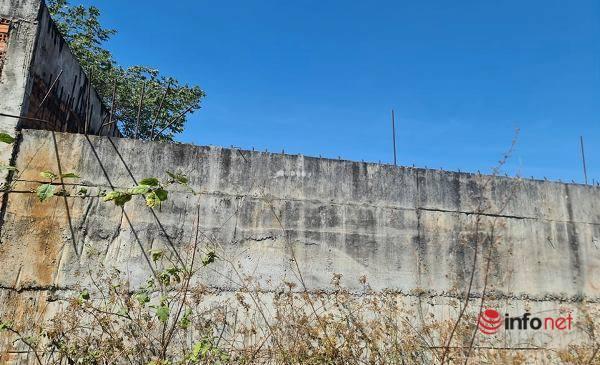 Cảnh hoang tàn trong dự án 37 tỷ đồng bỏ hoang gần 7 năm  ở Đắk Lắk