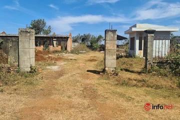 Khu xử lý nước thải bỏ hoang 7 năm: Bắt giam Giám đốc nhà thầu thi công