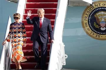 Cuộc sống hôn nhân của ông Trump khác xa tin đồn