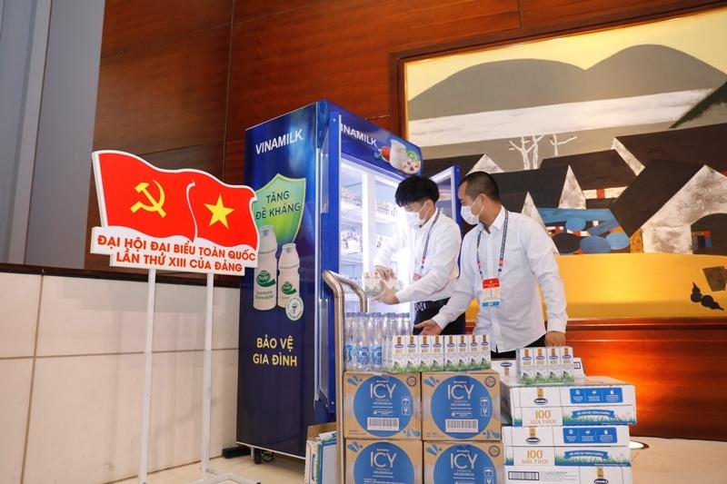 Vinamilk góp mặt trong các sự kiện lớn của quốc gia trong năm 2020
