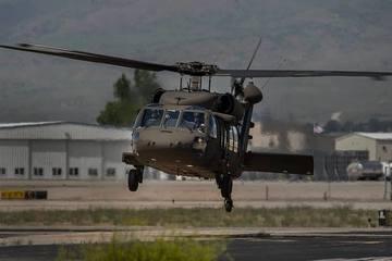 Trực thăng rơi ở vùng núi, 3 lính Vệ binh Mỹ thiệt mạng