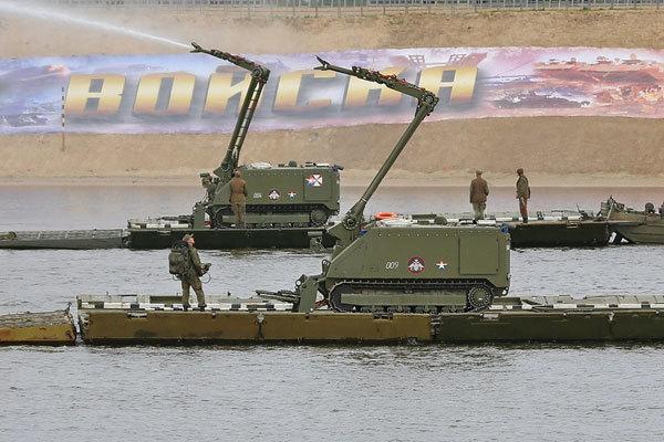 Hải quân Nga mở ra kỷ nguyên 'quét mìn tự động' bằng robot Uran-6