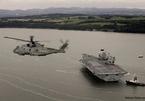 Mỹ và Anh tham vọng gì khi triển khai nhóm tác chiến tàu sân bay Elizabeth?