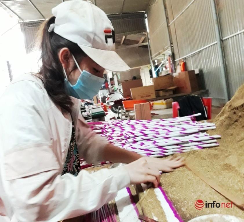 Nghề làm hương trầm mang thu nhập tiền tỷ cho người dân miền biên xứ Nghệ