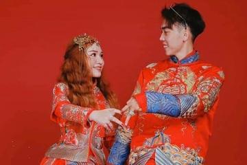 """Từ chuyện """"thả tim dạo"""" đến đám cưới trong mơ của cặp đôi 9X Sài Gòn"""