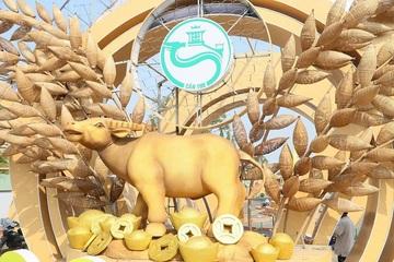 Cư dân mạng đua nhau khoe linh vật Trâu vàng đón Tết Tân Sửu 2021