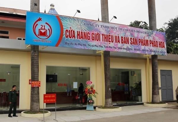 Địa chỉ mua pháo hoa ở Hà Nội, Hải Phòng, Đà Nẵng