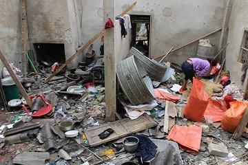 Nghệ An: Nam sinh lớp 8 tử vong sau tiếng nổ lớn