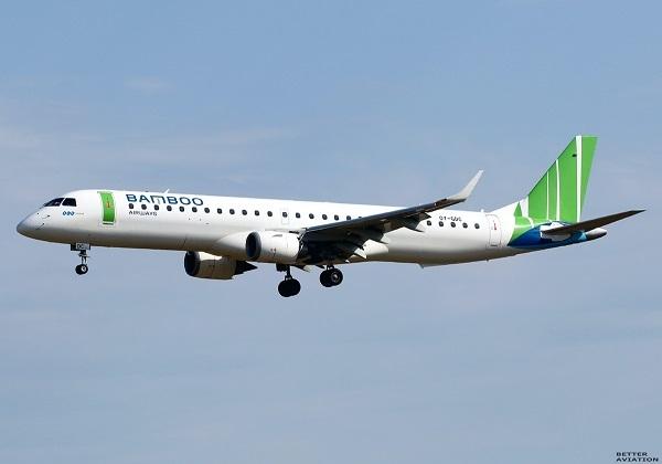 Bamboo Airways có đường bay thẳng đầu tiên trong lịch sử kết nối Hà Nội với Rạch Giá, mở rộng mạng bay tới Kiên Giang