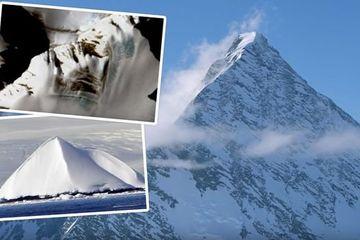 'Kim tự tháp lâu đời nhất Trái Đất' ẩn mình trong lục địa băng giá?