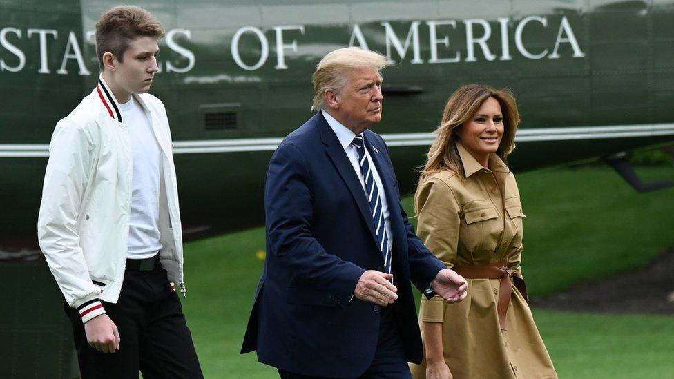 Ai trong số những người con tài sắc vẹn toàn của ông Trump sẽ ra tranh cử?