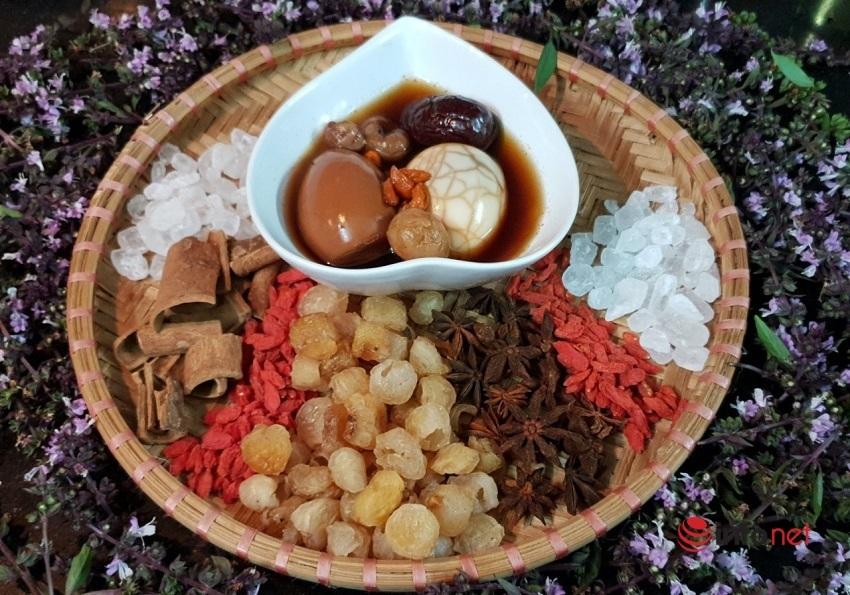 Chè trà trứng gà: Món ăn cầu mong thịnh vượng và may mắn