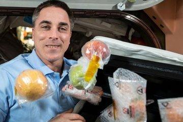 NASA thưởng nửa triệu USD tìm giải pháp về thực phẩm cho phi hành gia