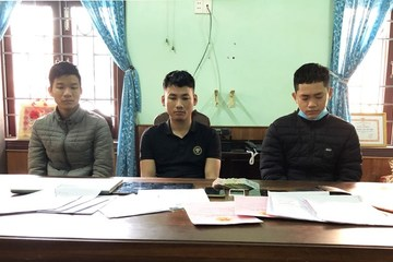 Quảng Nam: Bắt 3 đối tượng lừa đảo gần 4 tỷ và cho vay nặng lãi