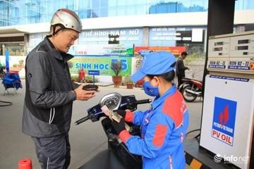 Giá xăng dầu giữ ổn định trong kỳ điều hành chiều 29 Tết
