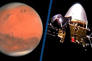 Tàu vũ trụ Trung Quốc đến sao Hỏa tìm kiếm sự sống ngoài hành tinh