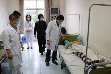 Tết ấm ở bệnh viện