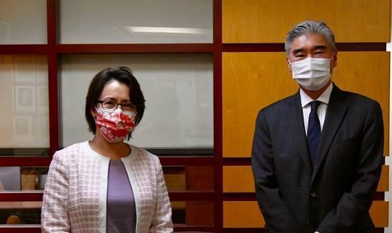 Cuộc gặp đầu tiên giữa quan chức Mỹ - Đài Loan dưới thời Tổng thống Biden