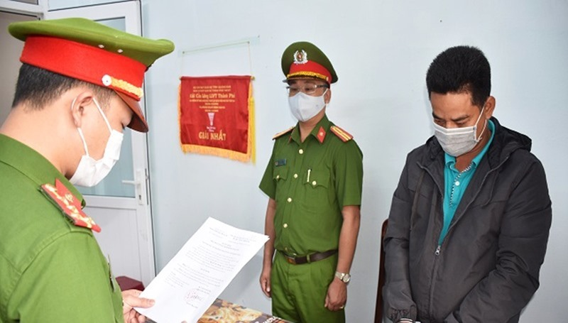 Quảng Nam: Khởi tố công chứng viên làm giả hợp đồng để lừa đảo chủ nợ