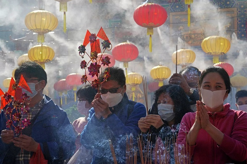 Người dân châu Á đón Tết Nguyên đán Tân Sửu 2021 như thế nào?