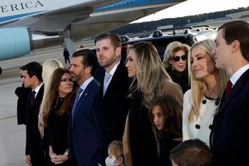 Ông Trump và gia đình lên tiếng sau khi trắng án tại phiên luận tội ở Thượng viện