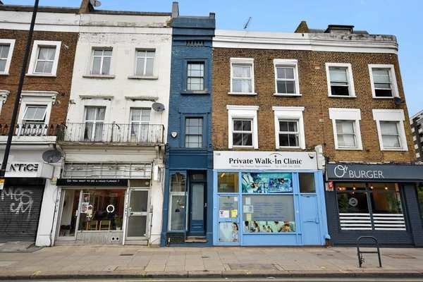 Nhà siêu mỏng ở London bán 'giá trên trời'