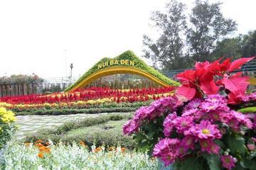 Ngắm nhìn Núi Bà Đen Tây Ninh những ngày đầu xuân