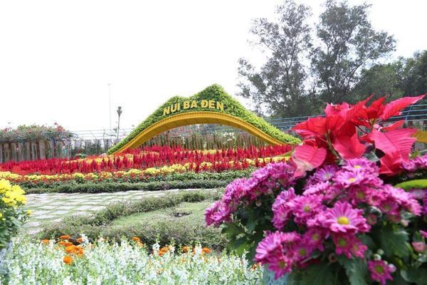 Tây Ninh,Núi bà đen