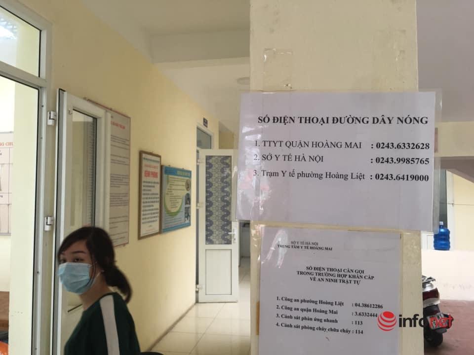 Người từ các tỉnh không có dịch về Hà Nội đi khai báo y tế: Mất công đến lại về!