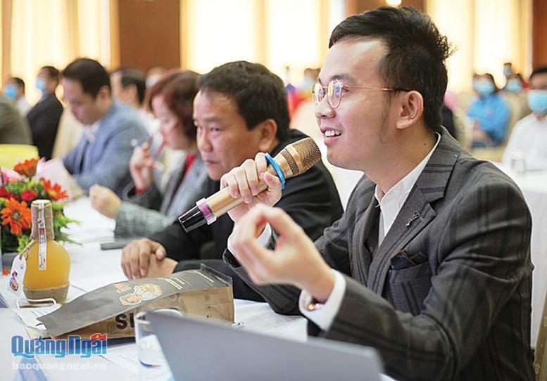 Huỳnh Văn Khải,CEO,Khởi nghiệp
