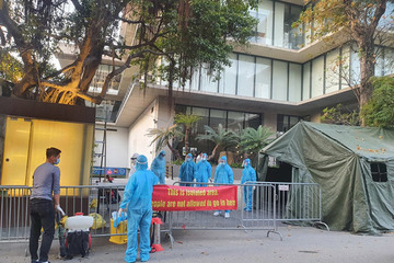 Hà Nội tạm đình chỉ hoạt động phòng khám cho bệnh nhân người Nhật mắc Covid- 19 tử vong