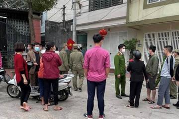 Điều tra nghi án chồng sát hại vợ ngày mùng 5 Tết ở Sơn Tây