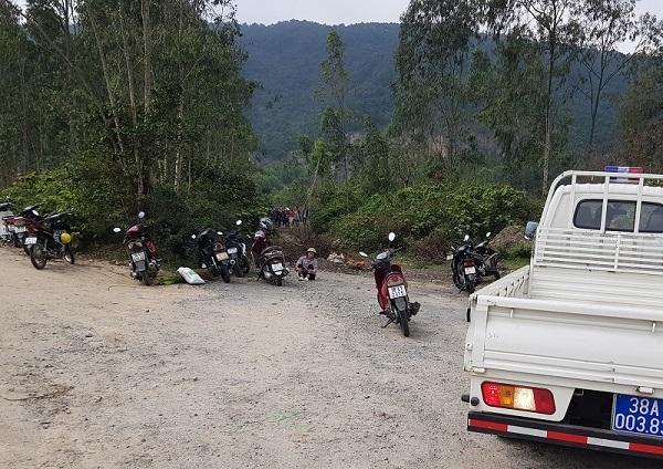 Tai nạn,Tử vong,Vách núi,Hồng Lĩnh