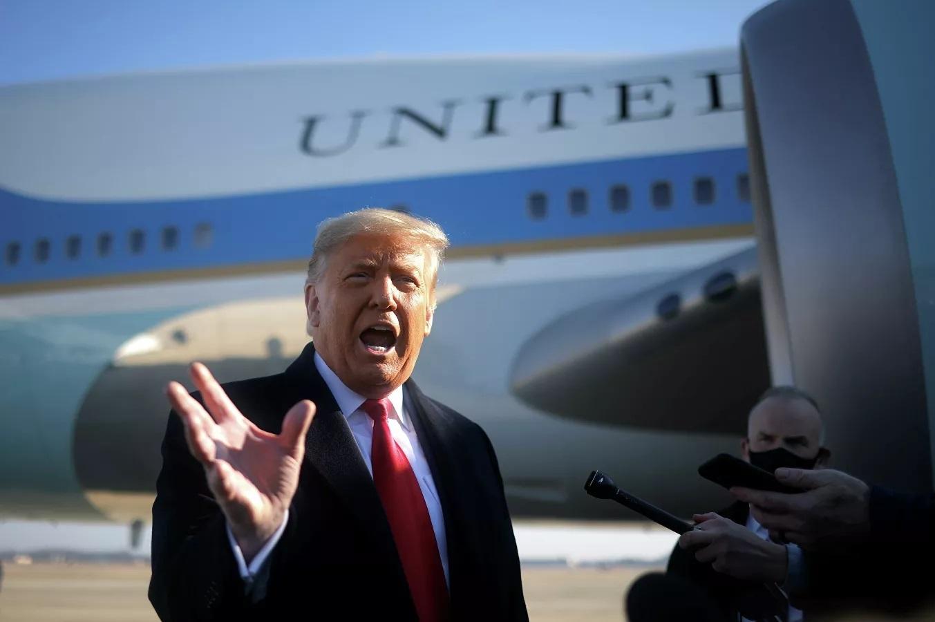 Ông Trump vẫn chưa sẵn sàng để nói về kế hoạch tái tranh cử