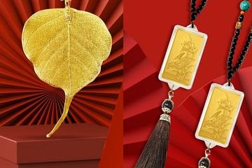 Cửa hàng vàng tung sản phẩm Thần Tài giá từ vài trăm nghìn, mở bán vàng online