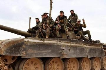 Tình hình Syria: Nga hé lộ kho vũ khí mới được phát hiện ở Syria