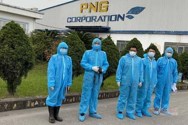 Chuyên gia Hàn Quốc tử vong ở Hải Dương âm tính với Covid-19, dỡ 'lệnh' phong tỏa toàn công ty PNG