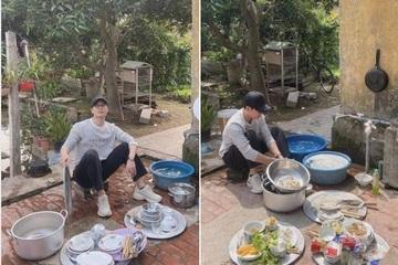 'Hot boy' Nam Định được cả họ ưu ái rửa 3 mâm bát, lí do khiến ai cũng bất ngờ