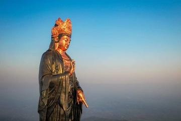 Cận cảnh Tượng Phật Bà lớn nhất Châu Á tại Tây Ninh