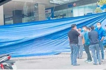 Hà Nội: Nam thanh niên rơi từ tầng 18 tử vong lúc rạng sáng