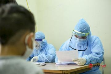 Trưa 12/5, Hà Nội phát hiện 5 ca dương tính với SARS- CoV, 1 người ở BV Thanh Nhàn