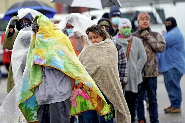 58 người thiệt mạng vì bão tuyết ở Texas, TT Biden ra lệnh hỗ trợ khẩn cấp